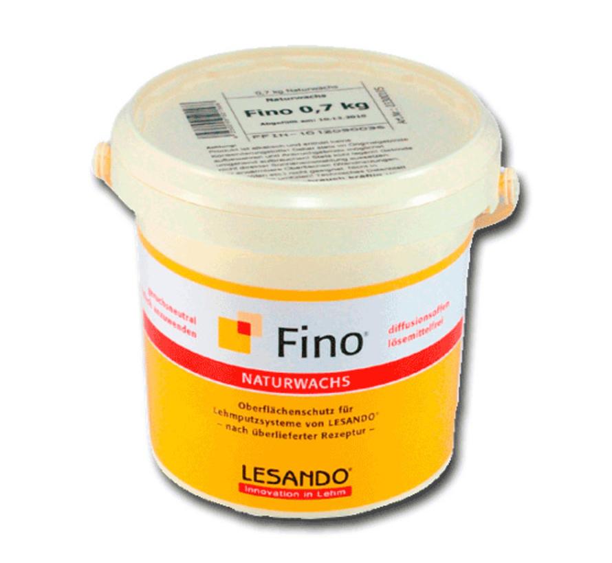 Fino, 100% natuurlijke was voor leemafwerking