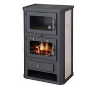 Victoria Comfort KF, Houtkachel met oven, 10 kW