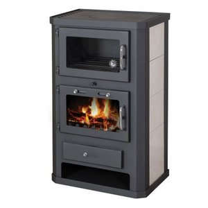 Victoria Comfort KF, Houtkachel met oven (10 kW)