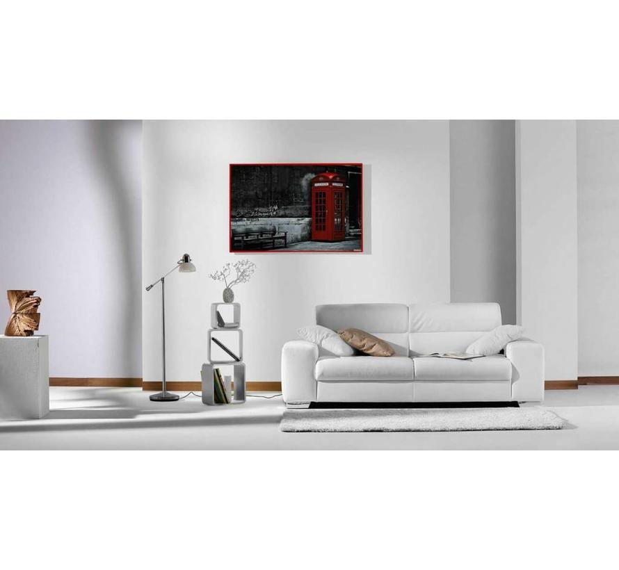 Inspire thermisch infraroodpaneel met eigen opdruk (250-1200 Watt)