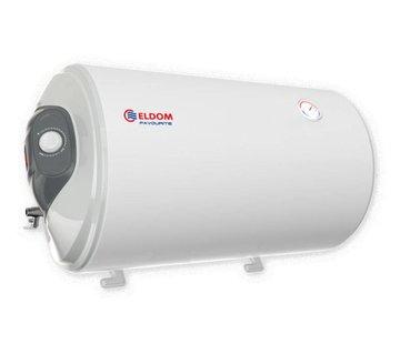 ELDOM Favourite Horizontale 80 liter Elektrische boiler, aansluiting links of rechts