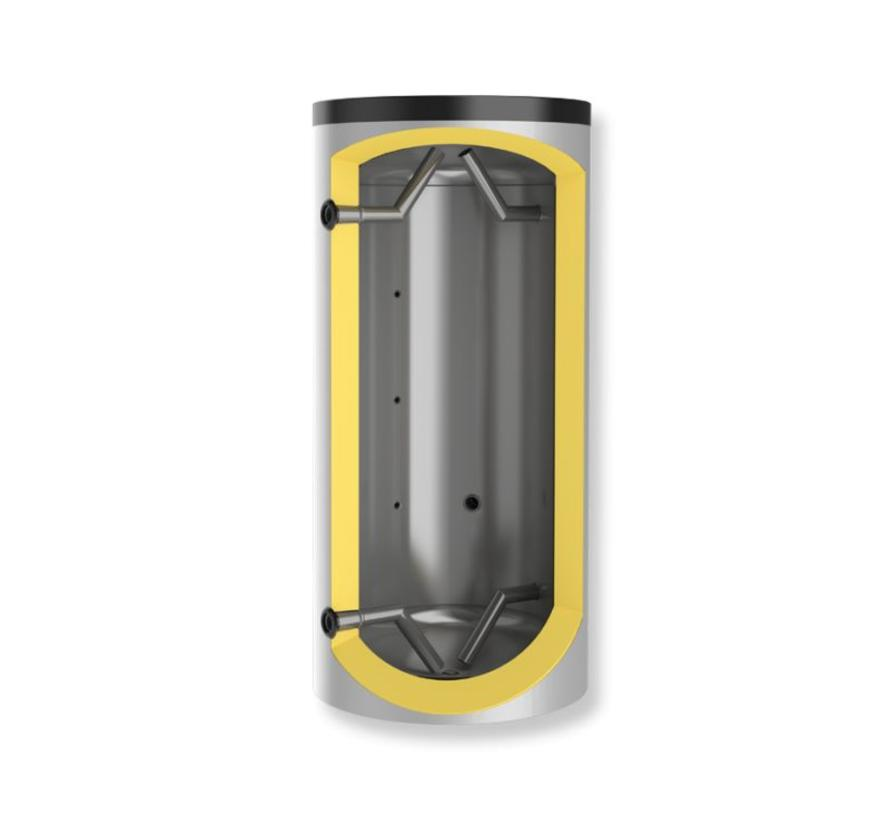 Buffervat 300L voor warm water opslag