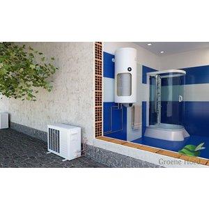 ELDOM Green Line Lucht-water Warmtepomp 150 liter met extra warmtewisselaar, voor tapwater