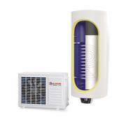 ELDOM Green Line Lucht-water warmtepomp met extra warmtewisselaar, 120L, tapwater