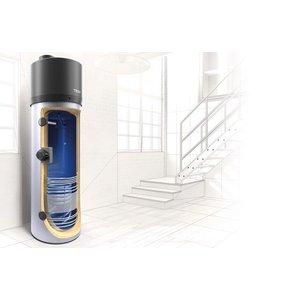 Tesy Warmtepomp boiler 260L met warmtewisselaar