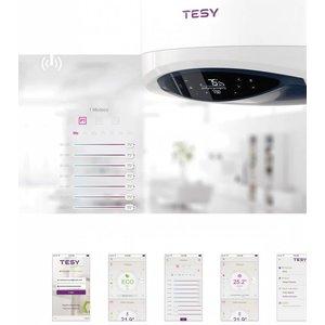 Tesy Verticale elektrische smart boiler 80L, Modeco Cloud 2.4kW