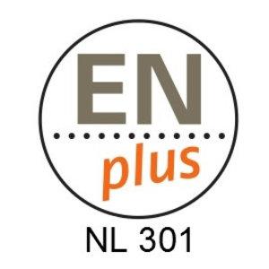 Pure Power 65 zakken 5-sterren ENplus A1 witte houtpellets Pure Power (1 pallet)