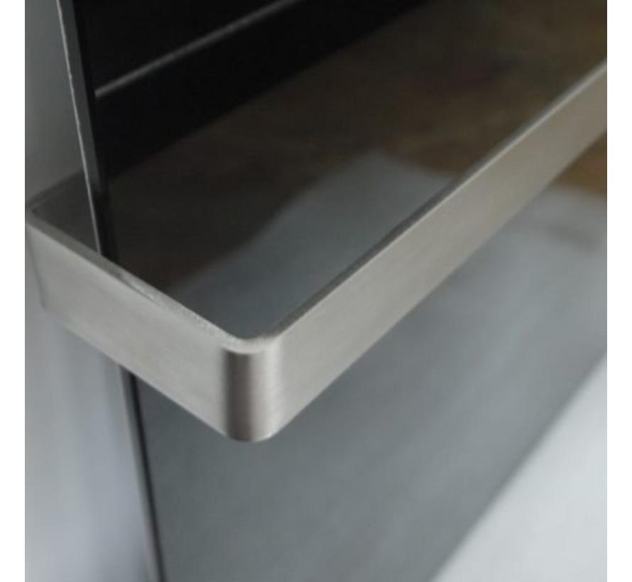 Thermisch infraroodpaneel met handdoekverwarming (350-700 Watt)