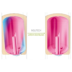 Tesy Verticale elektrische smart boiler 120L, Modeco Ceramic  1,2/2.4kW