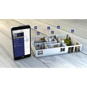 Adax Clea Wifi 600 Wat , elektrische verwarming