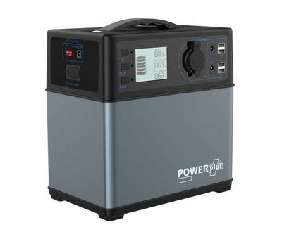E-group - Powerplus Camping Powerstation Wallaby