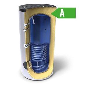 Tesy Buffertank 300 liter,  A label, met enkele warmtewisselaar