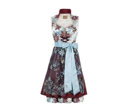 Astrid Söll Dirndl Couture Modell Fleur - Türkis