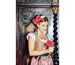 Astrid Söll Dirndl Couture Modell Glamour by Trachtine