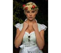 Astrid Söll Dirndl Couture Modell Sweet Love Mint