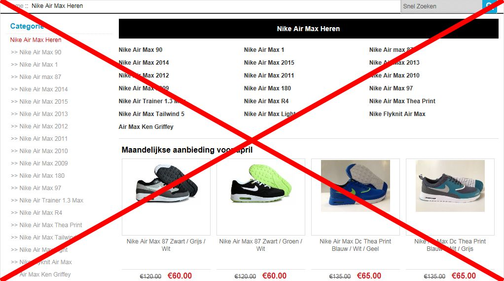 Is the webshop where I want to buy legit? (Part 1)