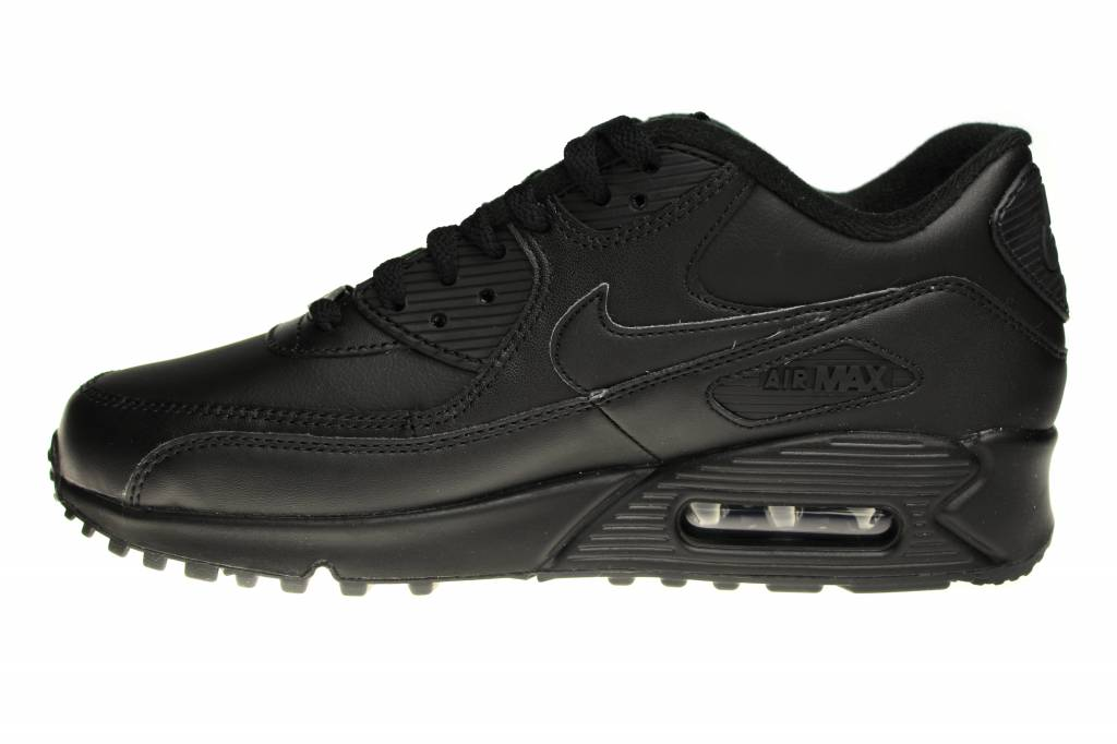 nike air max 90 dames zwart