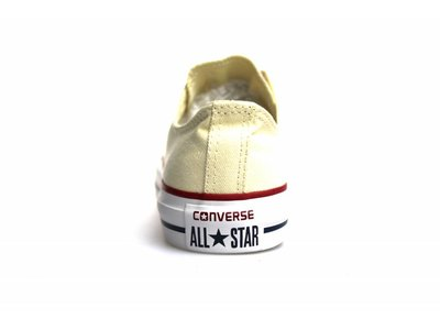 Converse All Star (Beige Laag) Naturel Whit Ox Crème M9165C Chuck Taylor Canvas Sneakers