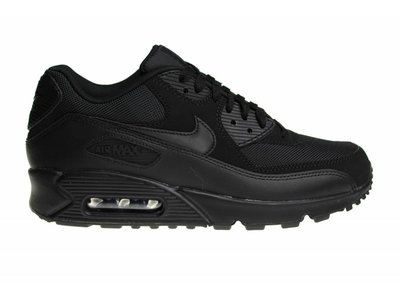 "Nike Air Max 90 Essential ""Triple Black"" 537384 090 Sneaker"