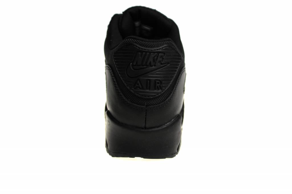 nike air max 90 triple black essenziale in fabbrica