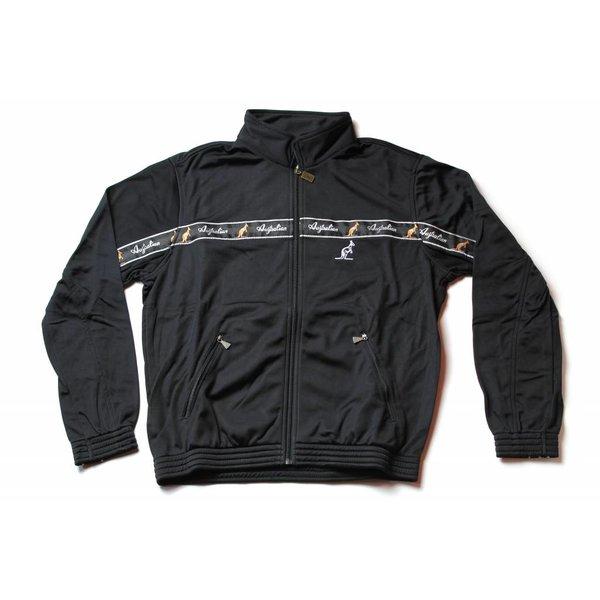 Australian Logo Jacket Triacetat Black 88617.003 Mens' Vest
