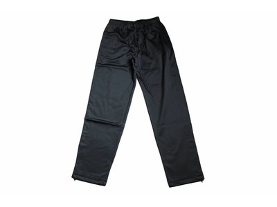 Australian Pantalon Triacetat With Stripe Black 85057.003 Mens' Pants