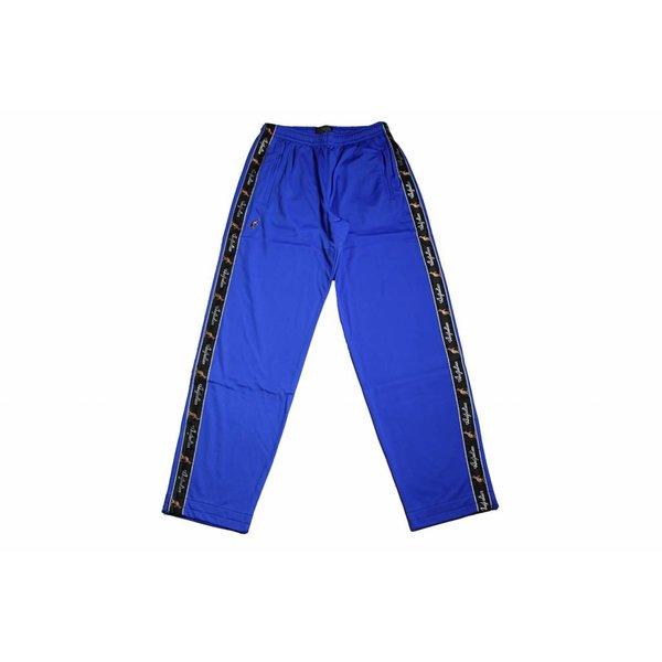 Australian Pantalon Triacetat Met Bies Royal Blue (Blauw) 85057.600 Herenbroeken