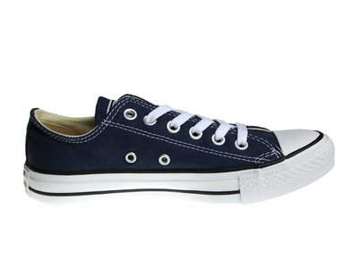 Converse All Star Ox Navy (Donker Blauw/Laag) M9697C Dames Sneakers