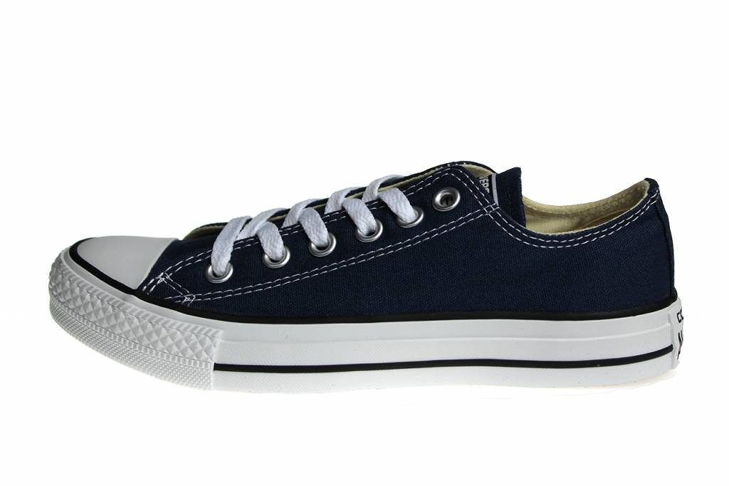 converse navy. converse all star ox navy (dark blue) m9697c lady\u0027s sneakers