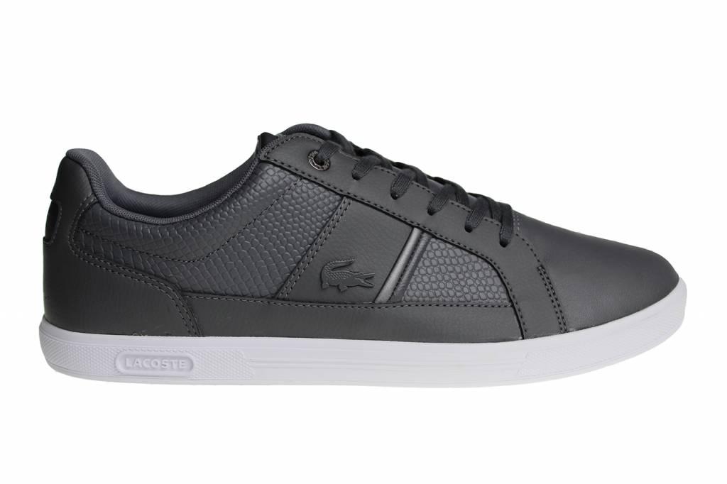 Chaussures Lacoste Gris Pour Les Femmes 6vsFBwGA