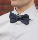 The Royal Grey Twill French Cuff