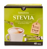 bff borchers bff Stevia Süßesticks 2 x 40 Sticks je 2g