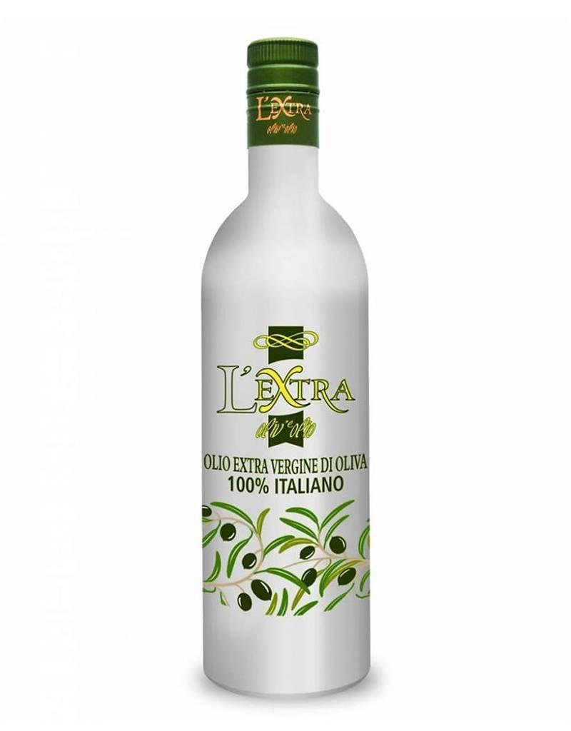 Merano L'Extra - nativen Olivenöl extra 100% IT 750 ml.