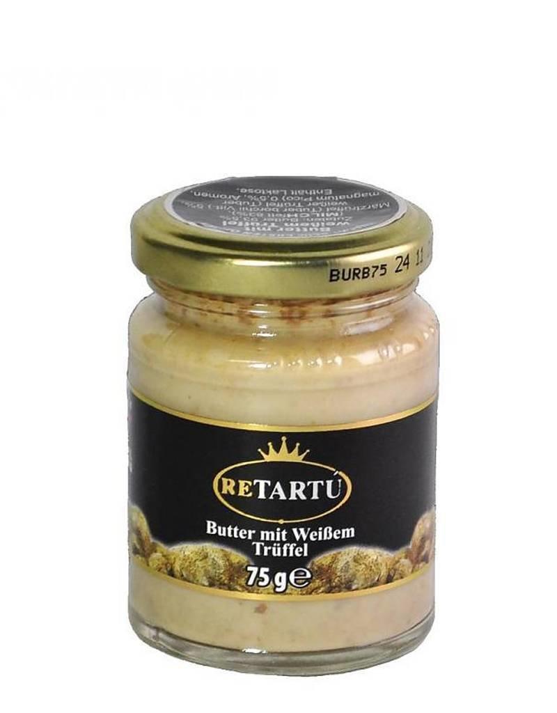 ReTartú Butter mit weißem Trüffel 75g