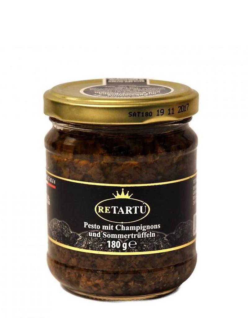 ReTartú Pesto mit Champignons und Sommertrüffeln 180g