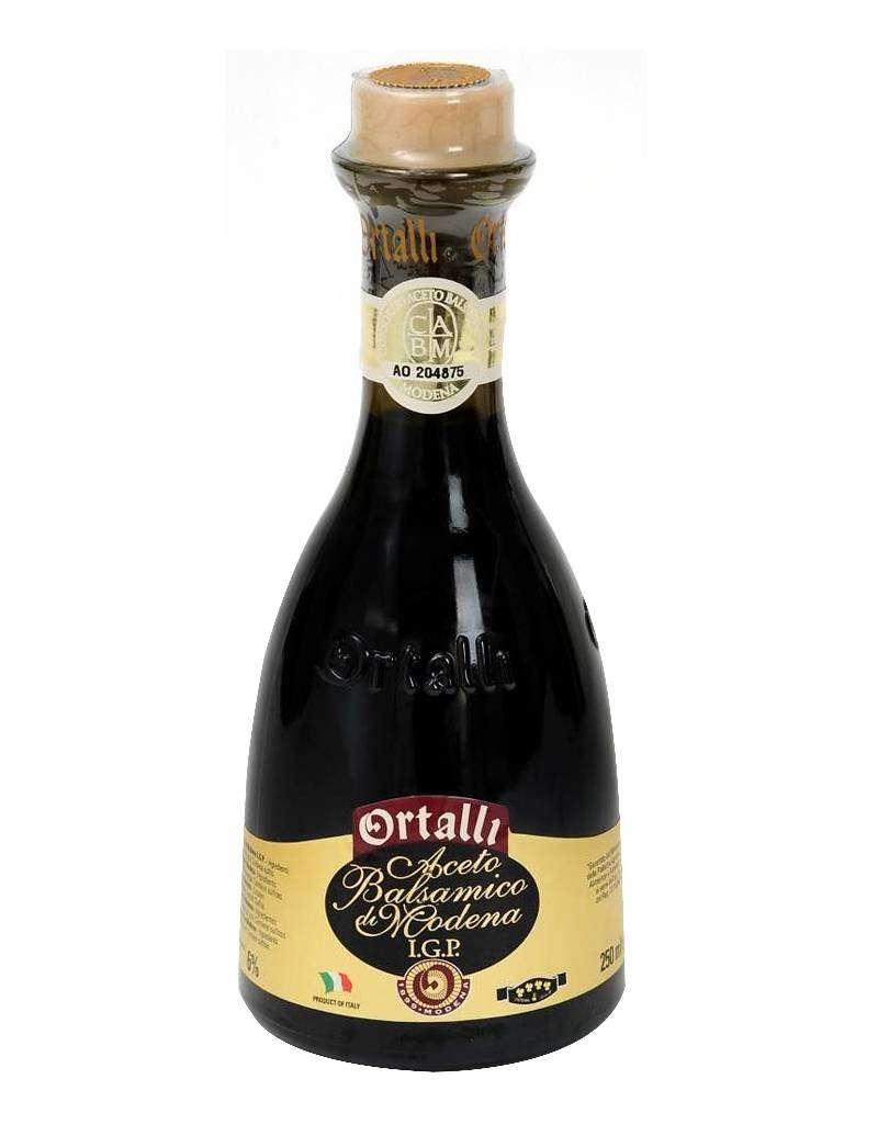 Ortalli Selection Gold Aceto Balsamico di Modena IGP 250 ml.