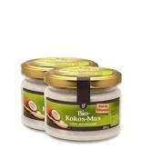 bff borchers 2 x borchers Bio Kokos-Mus 200 g naturbelassen