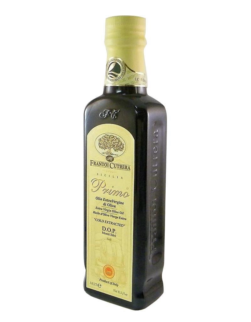 Cutrera Natives Olivenöl extra DOP Monte Iblei 250 ml.