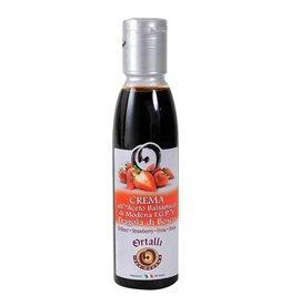 Ortalli Crema di Balsamico Erdbeere 150 ml.