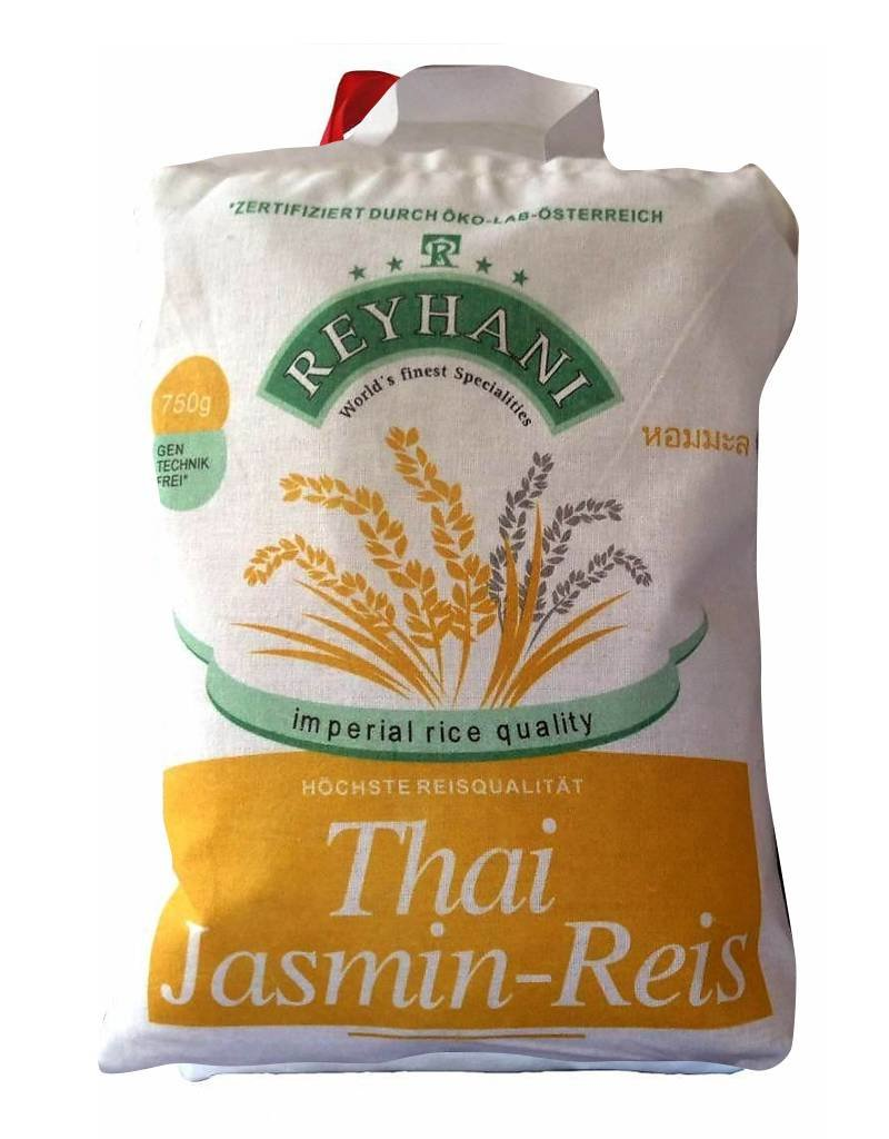 Reyhani Thai Jasmin-Reis 750g