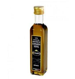 ReTartú Natives Olivenöl extra aromatisiert mit schwarzem Trüffel 250ml.