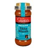 """Geeta´s Geeta´s Tikka Masala """"mild"""" Spice & Stir 350g"""