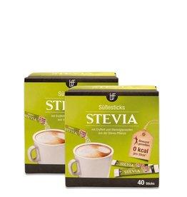 bff borchers 2 x bff Stevia Süßesticks 40x2g