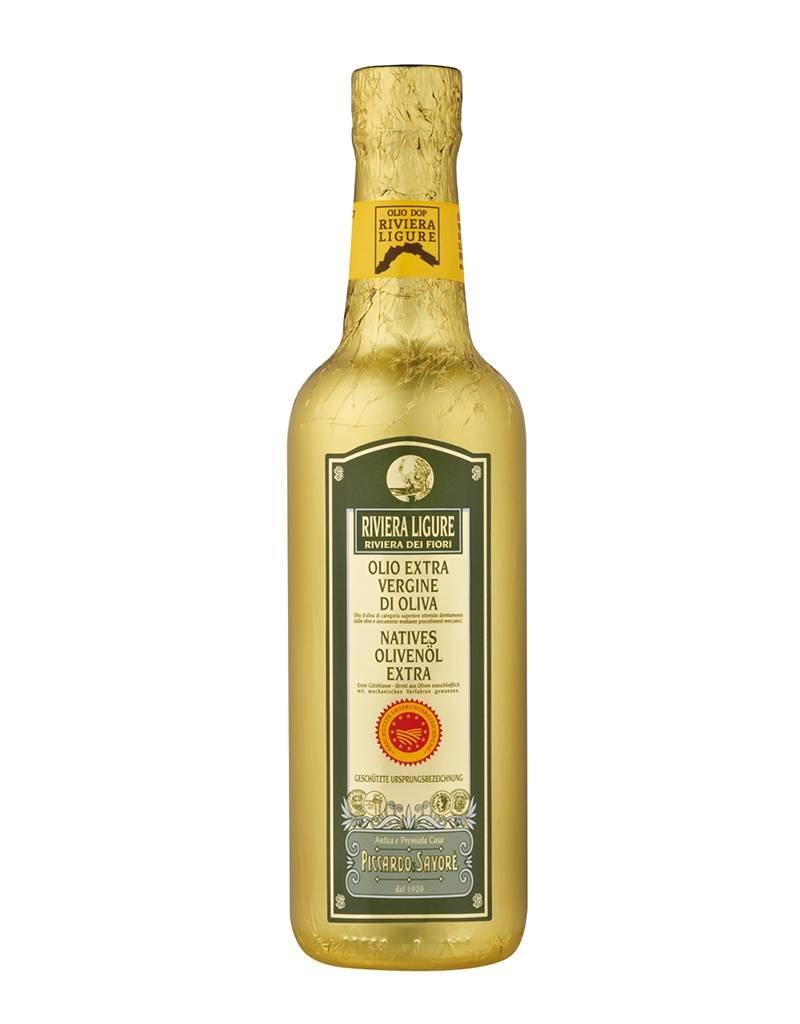 Merano Natives Olivenöl extra DOP Ligurien 500 ml.
