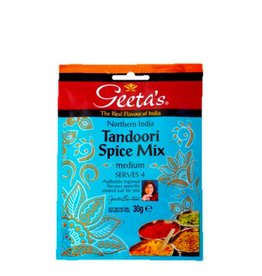 "Geeta´s Geeta´s Tandoori ""medium"" Spice Mix 30g"