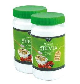 bff borchers 2 x bff Stevia Streusüße 75g
