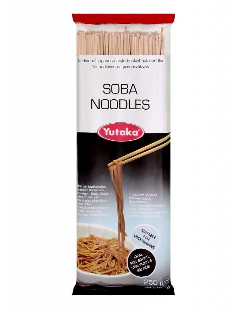 Yutaka Yutaka Soba Noodles 250g