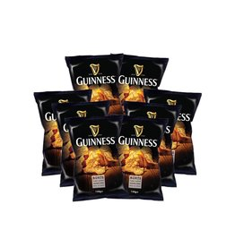 """BURTS 8x Guinness Chips """"GUINNESS FLAVOUR"""" 150g"""