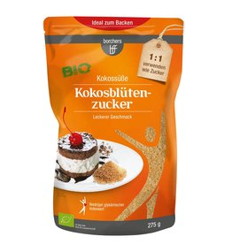 bff borchers borchers Bio Kokosblütenzucker 275g