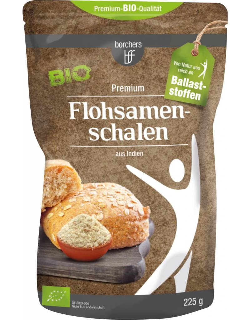 bff borchers borchers Bio Flohsamenschalen 225g